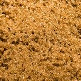 Sucre de Brown Photo stock