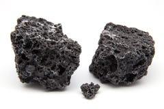 Sucre de charbon Image libre de droits