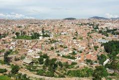 sucre de la Bolivie Image libre de droits
