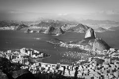 Littoral de Rio de Janeiro Images stock