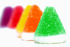 sucre de sucrerie Photographie stock