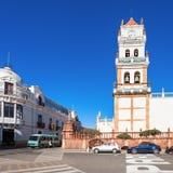 Sucre-Kathedrale lizenzfreie stockbilder