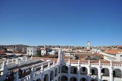 Sucre. Monastery La Recoleta Stock Images