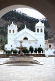 Sucre van de kerk, Bolivië Royalty-vrije Stock Foto
