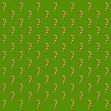 Sucrerie Cane Pattern Background Image libre de droits