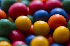 Sucrerie colorée Photos libres de droits