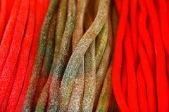 Sucrerie délicieuse colorée Photographie stock