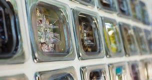 Sucrerie dans des récipients Image stock