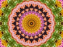 Sucrerie de bande de kaléidoscope Photos libres de droits