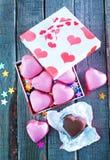 Sucrerie de chocolat Photographie stock