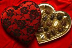 Sucrerie de chocolat images stock