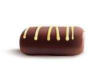 Sucrerie de chocolat Vecteur Photo libre de droits
