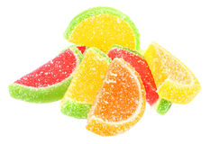 Sucrerie de fruit images libres de droits