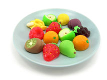 Sucrerie de fruit Images stock