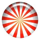 Sucrerie de menthe poivrée illustration stock