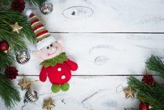 Sucrerie de Noël Photos libres de droits