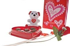 Sucrerie de Valentine Images stock