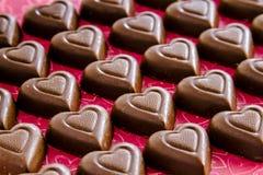 Sucrerie et petits gâteaux de jour de valentines Photo libre de droits