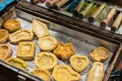 Sucrerie traditionnelle pour des enfants Images libres de droits