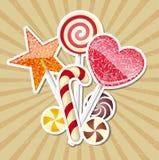 Sucreries Photographie stock libre de droits