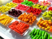 sucreries Photos libres de droits
