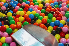 Sucreries caoutchouteuses colorées pour des enfants Image libre de droits