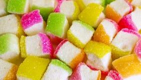Sucreries colorées image stock
