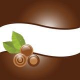 Sucreries de chocolat illustration de vecteur