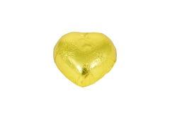 sucreries de coeurs de chocolat Image libre de droits