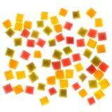 Sucreries de gelée Photographie stock libre de droits