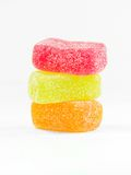 Sucreries de gelée image stock