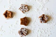 Sucreries savoureuses de bonbon à gelée photo stock