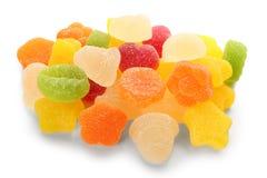 Sucreries savoureuses de gelée images stock