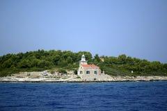 Sucuraj lighthouse. royalty free stock photos