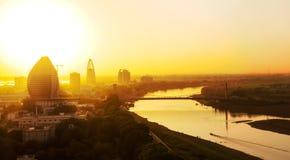 sudão Fotografia de Stock Royalty Free