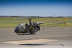 Sud Aviation SE-3130 Alouette II Royalty Free Stock Photography