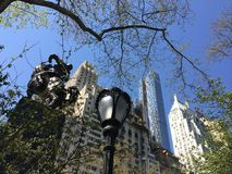 Sud de Central Park Photographie stock