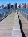 Sud de point du ` s de chasseur - New York City - New York - Etats-Unis Photographie stock