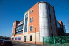 Sud di Birmingham ed istituto universitario della città fotografia stock libera da diritti