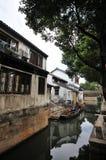 Sud du fleuve de Yang Tsé Kiang Photographie stock