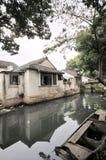 Sud du fleuve de Yang Tsé Kiang Photos stock