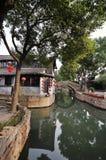 Sud du fleuve de Yang Tsé Kiang Photographie stock libre de droits
