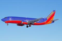 Sud-ouest 737 Images libres de droits