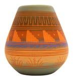 Sud-ouest Pott de Natif américain Image stock