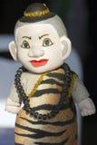 Sud Sa Kon modèle pour la marionnette (manee d'apai de pra) Images stock