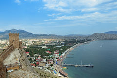 Sudak Bay Stock Images