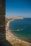 Sudak, Crimea Fotografia Stock Libera da Diritti