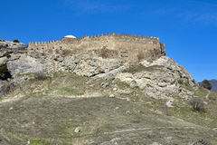 Sudak fortress Royalty Free Stock Photography