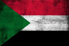 sudan royaltyfri illustrationer