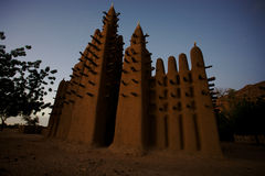 Sudan-Architektur lizenzfreies stockbild